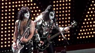 KISS - Nothin´To Lose - Detroit 2009 (2nd Night) - Sonic Boom Tour