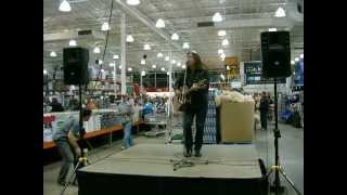 "I've Seen A Little, Alan Doyle, Costco ""Boy On Bridge"" Promotional Appearance, Halifax"
