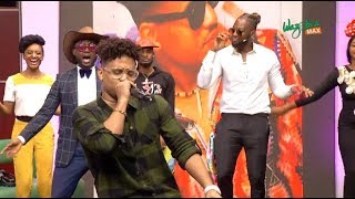 TeddyA, Oladips , Bassey , Etinosa, , Simidrey & Rico - The Ogbonge Show