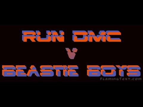 Dj 21 - Run Dmc V Beastie Boys Mix