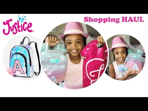 Justice haul   Shop Justice