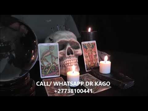 Traditional healer & herbalist. Call +27738100441