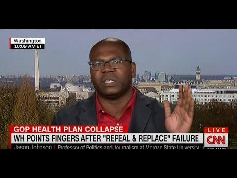 CNN: Dr Jason Johnson on Impact of Healthcare...