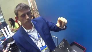 видео Bluesonic Видеорегистратор ALPHA Universal-01