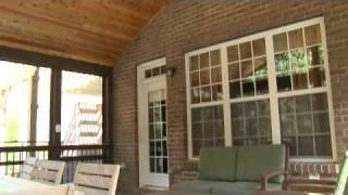 Archadeck Of Charlotte, Nc Screen Porch And Sunroom Custom Builder