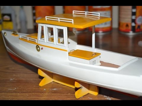 1/32 Sunrise Model Boat Building Kit & Sunrise Model Tekne İnşa kiti