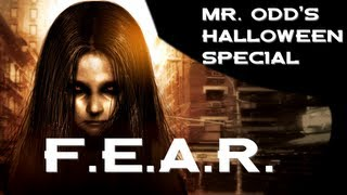 Mr. Odd plays F.E.A.R. - HALLOWEEN SPECIAL - F THESE LITTLE GIRLS