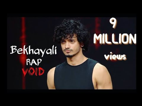 🔥🔥Bekhayali Rap - void mtv hustle  sonotek Beat  Divakar pandit  Bharat sumit &void.2020newrapsong