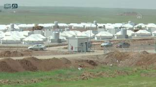 مصر العربية | الأمم المتحدة تنشئ مخيماً جديداً شرقي الموصل لاستقبال النازحين العراقيين