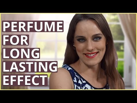 How To Apply Perfume For Long Lasting Effect