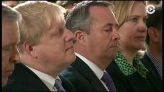 Главная тема дня в Европе сегодня - выход Великобритании из Евросоюза