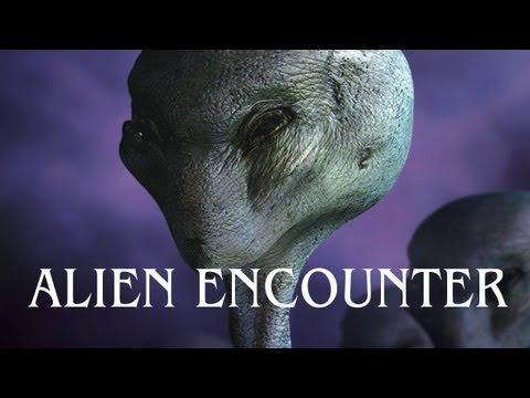 Alien Encounter  UFOs and Alien Abduction  FREE MOVIE