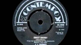 J.J. Barnes - Sweet Sherry