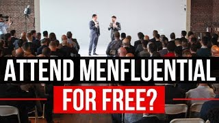 How To Attend Menfluential For FREE? | I Want To Fly 3 Guys To Atlanta For The Conference!