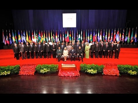 Commonwealth Heads of Government Meeting in Sri Lanka