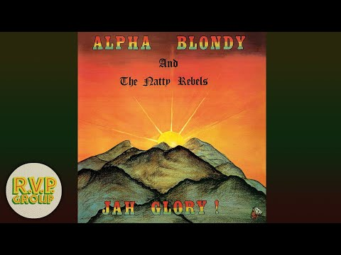ALPHA BLONDY-JAH GLORY [FULL ALBUM] 1982