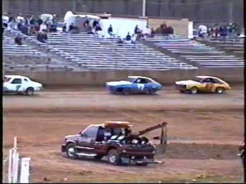 1996 mini stock west siloam spring speedway