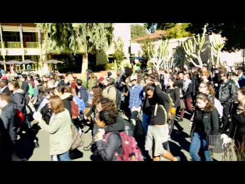 The Million Student/Mizzou March