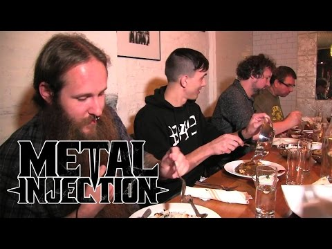 BLACK CROWN INITIATE Take the PHALL CURRY CHALLENGE | Metal Injection
