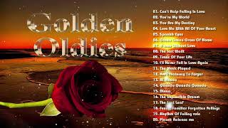 Golden Memories The Ultimate Collection Vol. 50 - The Best Of Golden Oldies Songs