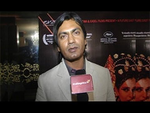 Nawazuddin Siddiqui: 'Miss Lovely' Won't Leave You   Interview   Niharika Singh, Anil George from YouTube · Duration:  3 minutes 4 seconds