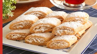 Turkish Hazelnut Tahini Cookie…