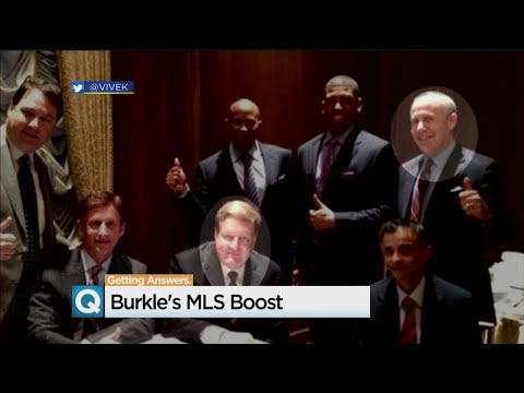 Is Ron Burkle's Investment Enough For Sac To Get A MLS Team?