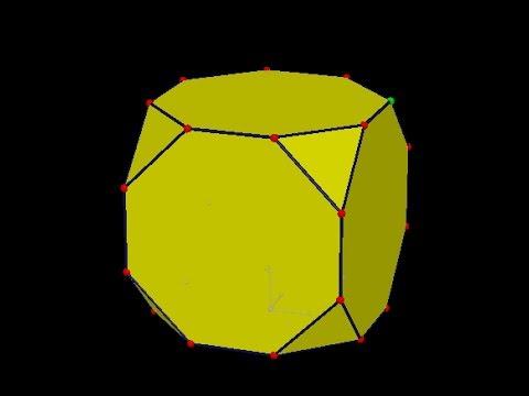 Truncating A Cube