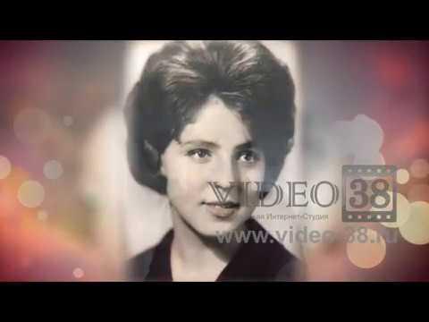 Поздравление маме на юбилей 70 лет в стиле новостей. Слайд-шоу с фразами из фильмов