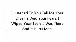 Why Her- Monica Lyrics On Screen