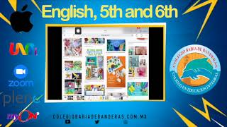 CLASE English 5th and 6th