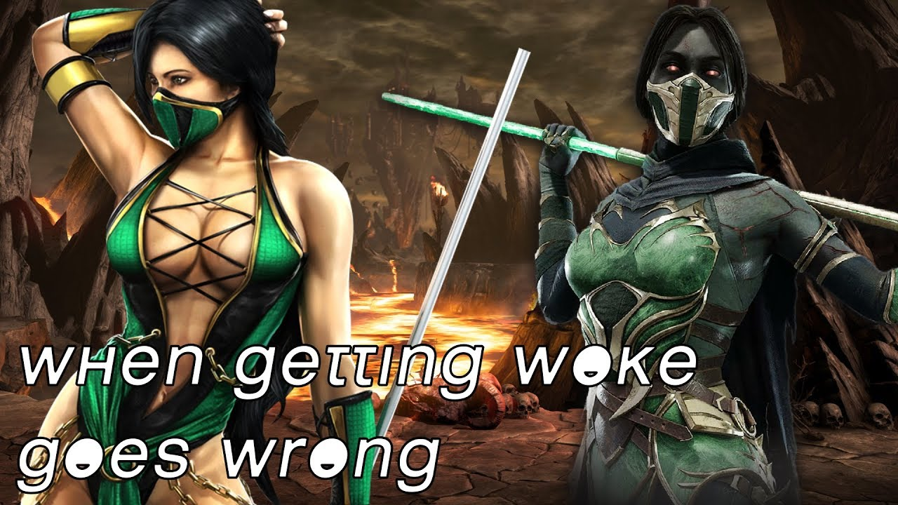 Mortal Kombat 11 Gets Woke With Jade Outfit Redesign And Will Go