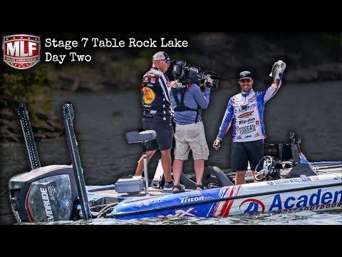 Day 2 - Stage 7 Major League Fishing Pro Tour Missouri