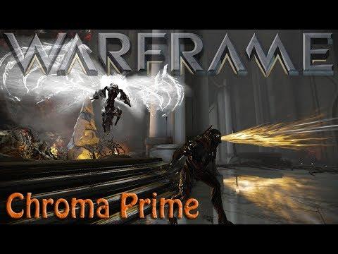 Warframe - Chroma Prime [Insert Rework]