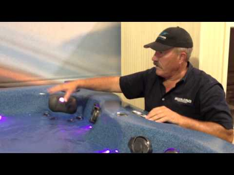 How to Use the H2x Swim Spa Controls