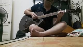 [Hari Won] Anh cứ đi đi guitar fingerstyle