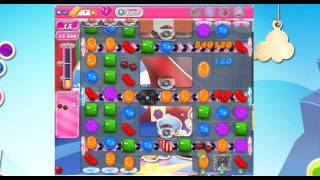 Candy Crush Level 1377  No Boosters