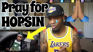 THE LAST HOPSIN SONG FOR A WHILE! HOPSIN - I Don't Want It (REACTION!!!)