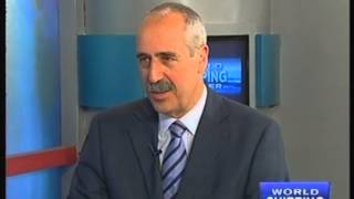 WORLD SHIPPING CENTER Σπύρος Καπράλος @ sbcTV 77 Β