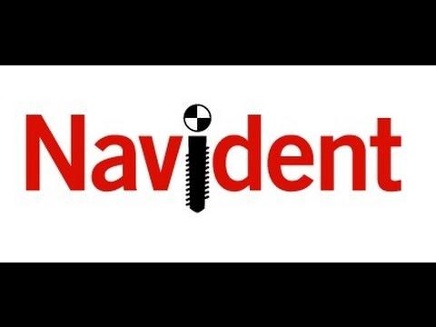 Presentazione del Sistema di Chirurgia Dinamica NAVIDENT della società ClaroNav Inc.