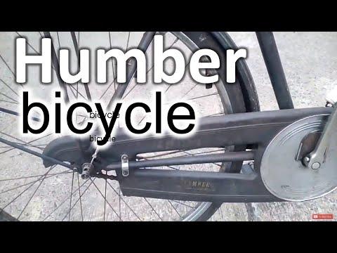 Humber  vintage bicycle
