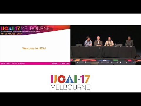 IJCAI17 Panel - AI and Autonomy: Current Opportunity or Future Threat? (HD)