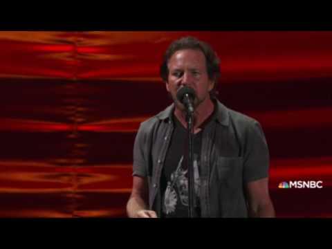 Eddie Vedder - Global Citizen Festival, New York, 09.24.2016