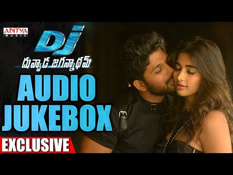 DJ - Duvvada Jagannadham Full Songs...