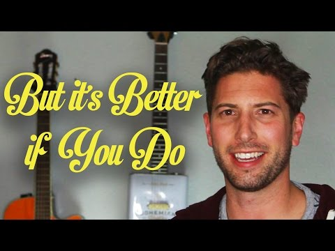 But It's Better If You Do - Panic! At The Disco Cover