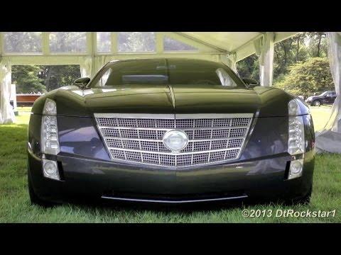 1,000 HP Cadillac Sixteen Startup, V16 engine