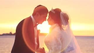 свадьба Михаила и Марии 2 декабря 2017 г.  г. Анапа