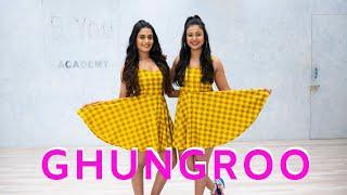 Ghungroo | WAR | Hrithik Roshan | Team Naach Choreography