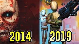 Evolution of Counter-Strike Nexon: Studio Official Trailers 2014 - 2019
