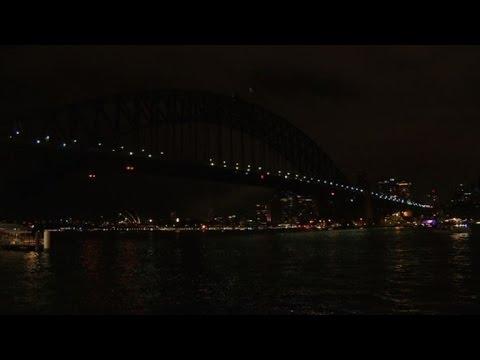 Luzes se apagam pela Hora do Planeta
